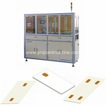 Smart Card Punching and Packing Equipment