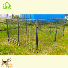 Different sizes large pet dog runs with high quality