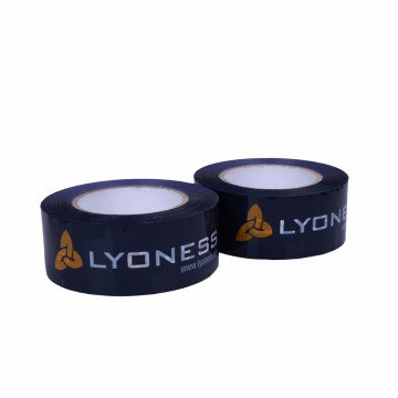 custom bopp packing tape with company logo