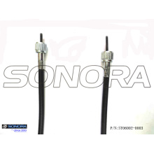 Hot New Products for Benzhou Scooter Speedometer Cable YAMAHA AEROX Speedometer Cable A export to Russian Federation Supplier