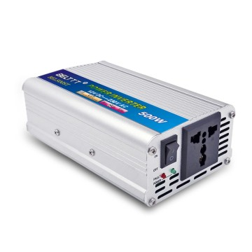 Modified Sine Wave High Efficiency Car Inverter 500W