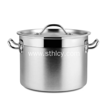 Wholesale Stainless Steel Soup Pot&Stock Pot