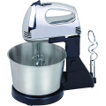 Automatic cake mixer hand mixer with bowl
