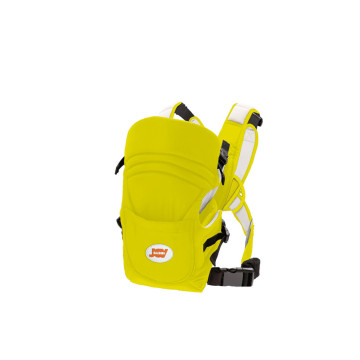 Bright Color Soft Baby Carrier With Headrest