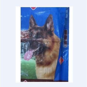 Dog Food BOPP Laminated PP Woven Bag