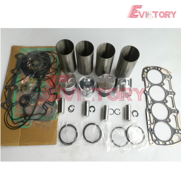 SHIBAURA N844 rebuild overhaul kit gasket bearing piston