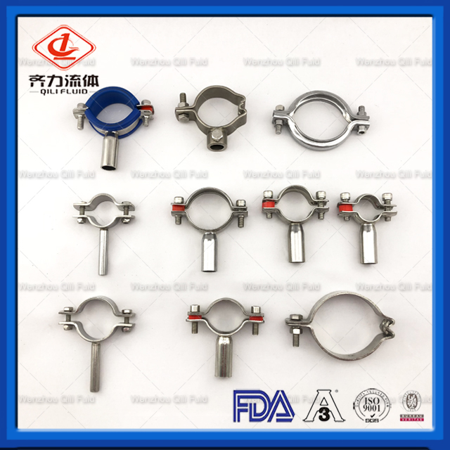 Stainless Steel High Quality Pipe Holder Accessories.