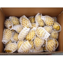 Fresh jiaozhou yellow potatos