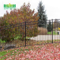 Welded stainless zinc steel fence