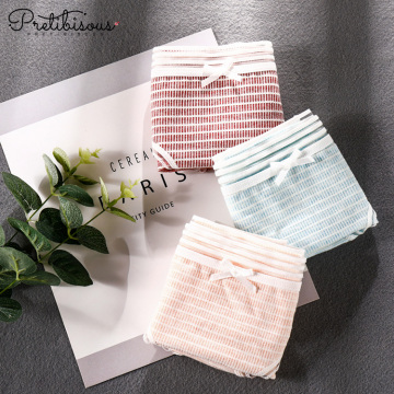 Sexy women cotton panty boy shorts for ladies