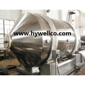 Single Dimensional Plastics Granulate Mixing Machine