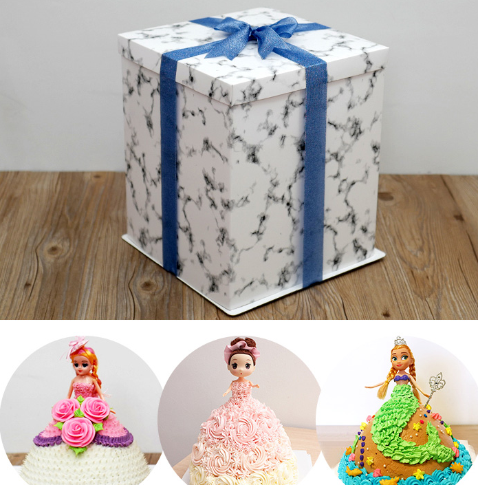 alibaba tall big birthday cake box