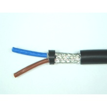 Shielded twisted pair cable