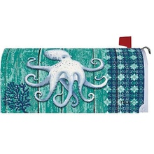 Custom Outdoor Magnet OCTOPUS Mailbox Cover