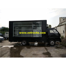 Full Color P10 LED Mobile Billboard Vehicles
