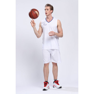 Blank basketball jersey quick dry uniform
