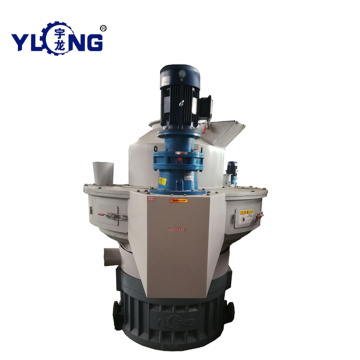 Palm Fiber Pellet Press Machine