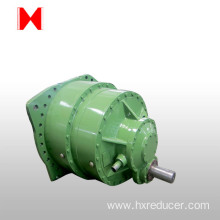 employing abrasive machining in X Series Planetary Reducer