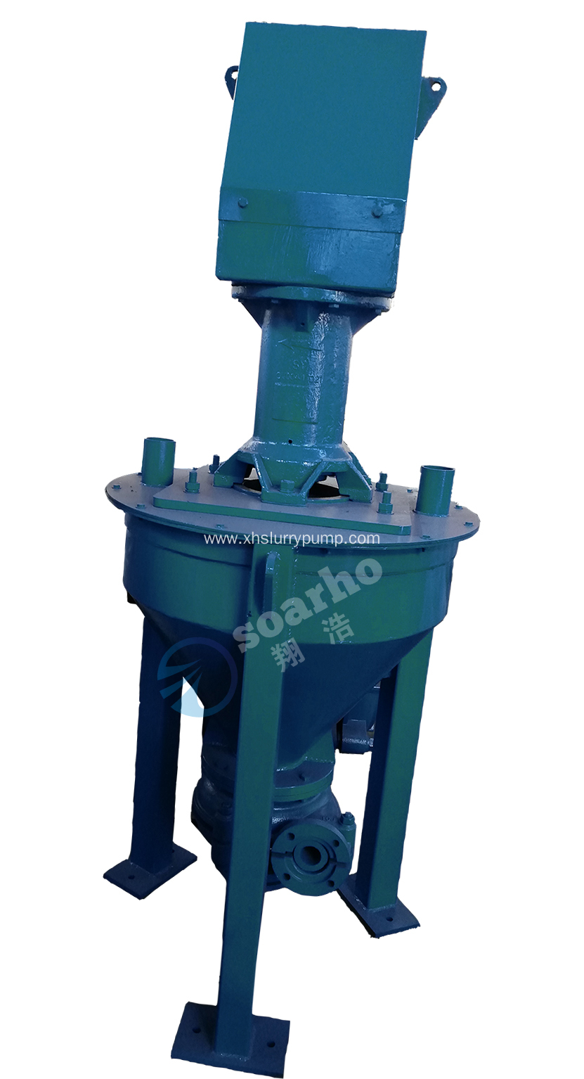SMAF100 Vertical Froth Pump
