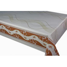 Elegant Tablecloth with Non woven backing Material