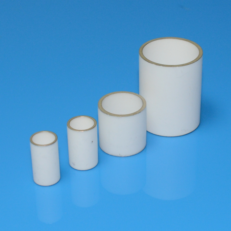 Metallized Ceramic Tubes