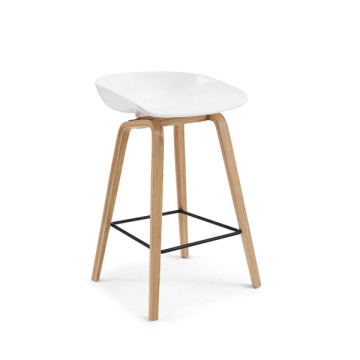 China supplier OEM for China Bar Furniture,Bar Chairs,Leather Bar Stools,Modern Bar Stools Manufacturer and Supplier Hay about A bar chair modern bar stool supply to Netherlands Suppliers