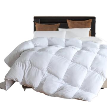 Down Alternativa Quilted Queen Size Consolador Bed