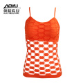 Seamless tank top for women