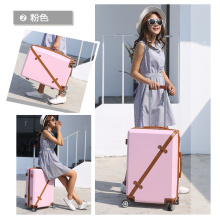 Good Quality for PU Luggage Bags Vintage tie box suitcase password box export to Eritrea Manufacturer