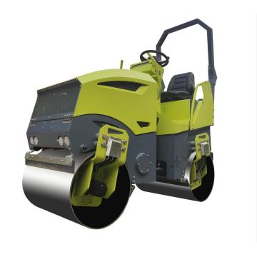Ride on water-cooled 4 stroke road roller price