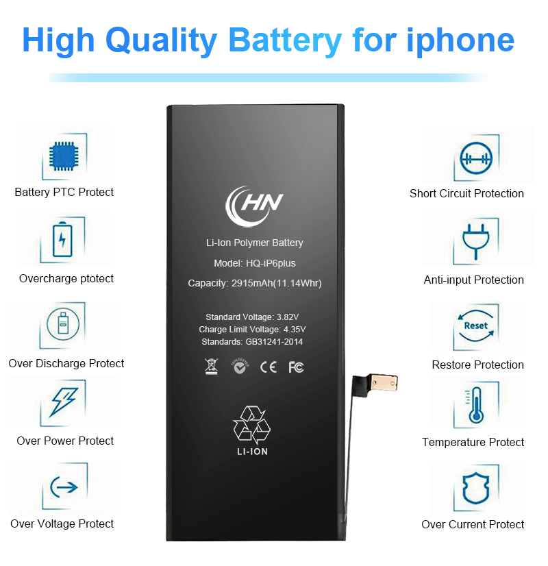 Iphone 6plus Battery