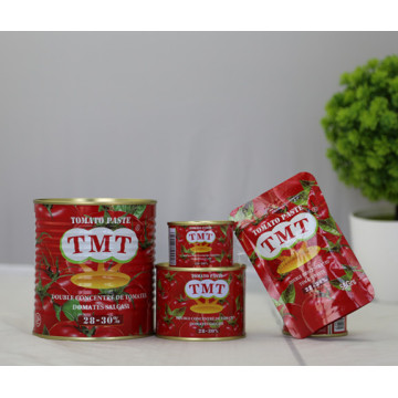 Tomato paste from tomato paste making machine