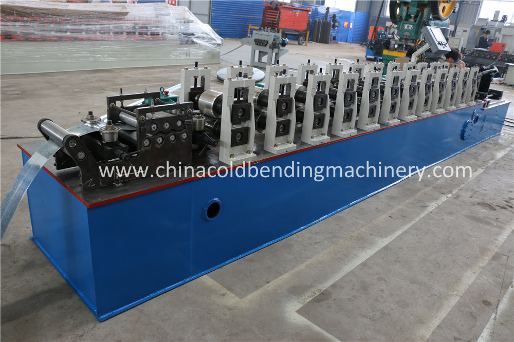 U Channel Furring Machine