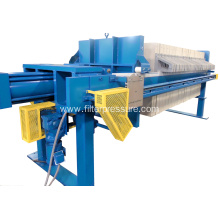 Hydraulic Chamber Membrane Recessed Filter Press