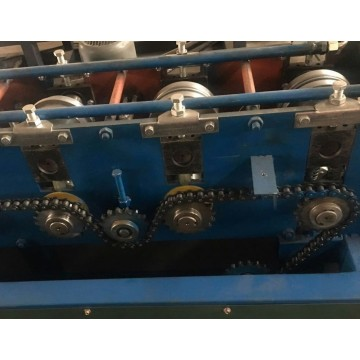 Track Keel Roll Forming Machine