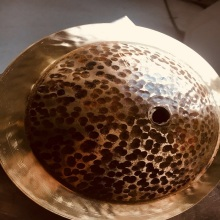 Supply for Bell Cymbals,Bell Practice Cymbal,Professional Bell Cymbals Manufacturers and Suppliers in China Handmade Bell Cymbals For Drum export to Faroe Islands Factories