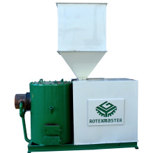Multifunctional Wood Pellet Biomass Burner