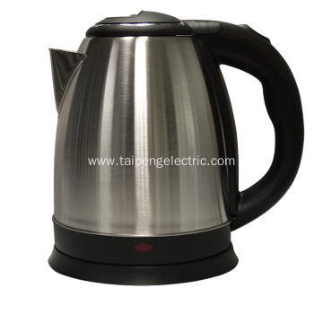 High Quality Industrial Factory for China Electric Tea Kettle,Stainless Steel Electric Tea Kettle,Cordless Electric Tea Kettle Manufacturer 110V Mini electric water kettle export to United States Manufacturers