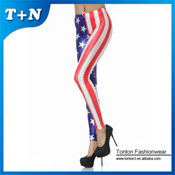 China supplier OEM for Printed Leggings New fashion ladies hot sex woman leggings wholesale tights supply to Burundi Factories