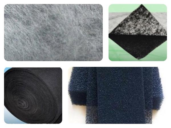 Activated Carbon Fabric Data