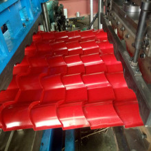 China for Double Layer Glazed Roof Sheet Machine Tiles Making Building Material Machinery supply to United States Minor Outlying Islands Supplier