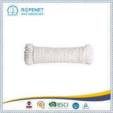 "Top Suppliers for China Cotton Twist Rope,Cotton Rope,White Twisted Cotton Rope,3-Strand Twisted Cotton Rope Factory Good Quality 2"" Thick Cotton Rope for OEM Customized export to Chad Wholesale"