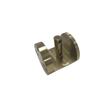Custom Precision CNC Brass Lathe Machining Parts