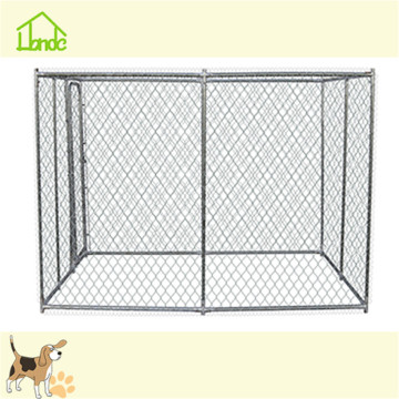 Durable large animal cage crate