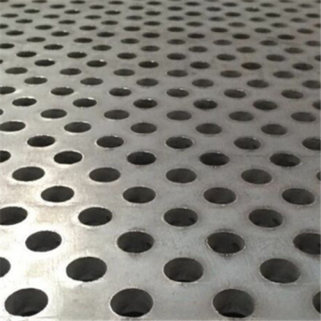 Steel Sheet Piercing Mesh for mining and quarry