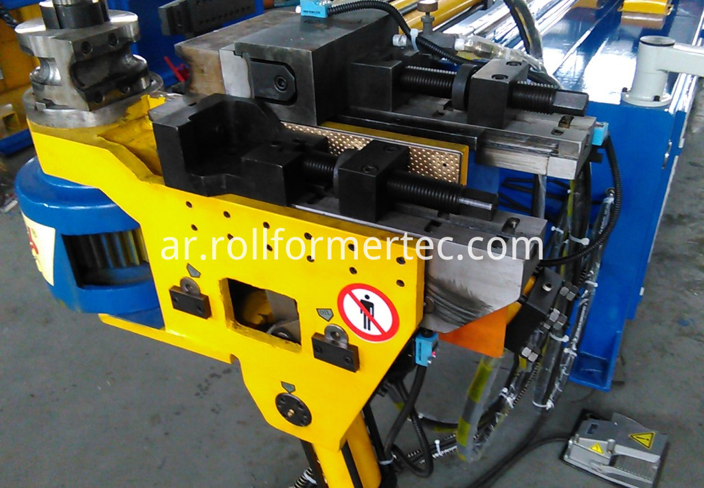 tube bending machine 4