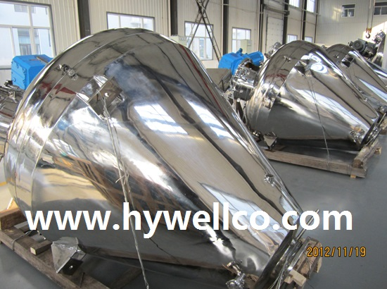 Herbal Extract Vacuum Drying Machine