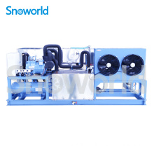 Snoworld Ice Block Making Machine Sold In Botswana