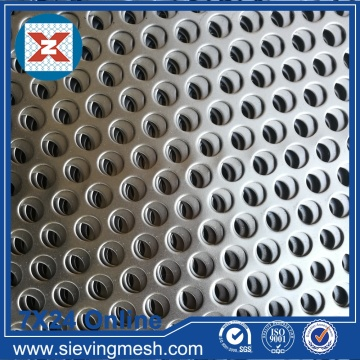 Carbon Steel Punching Mesh