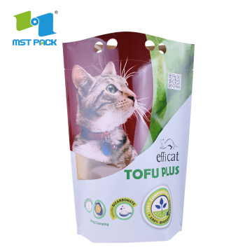 Eco Friendly Package Pouches Bags for Pet Food